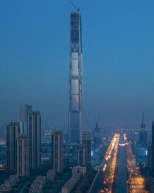 10 Tallest Buildings In China In 2019 The Tower Info