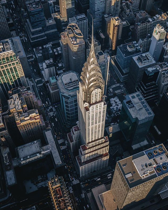 Chrysler Building Facts And Information The Tower Info