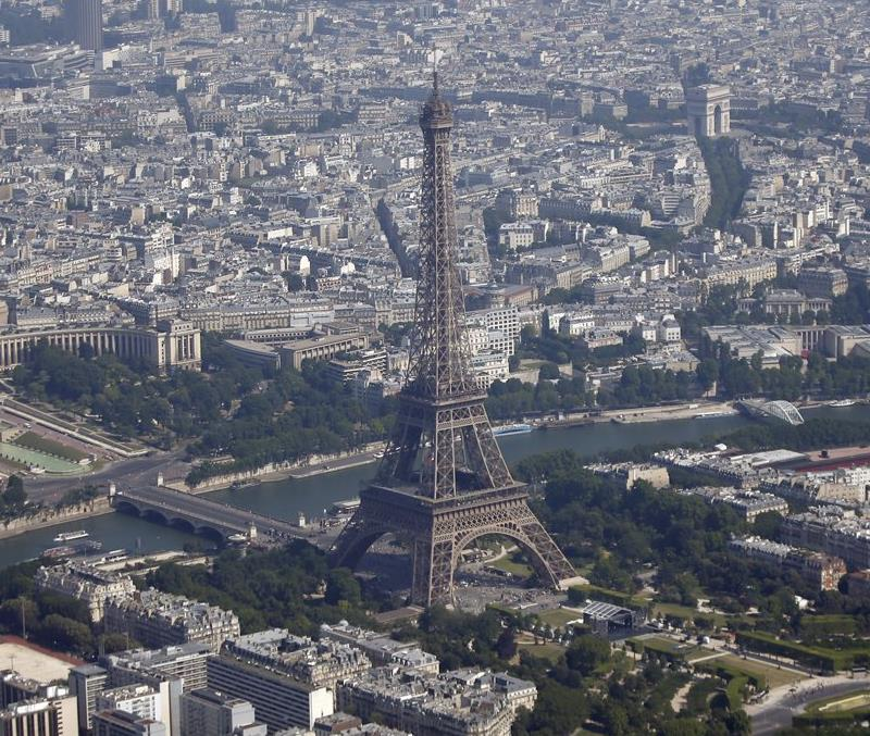 eiffel tower information and facts the tower info