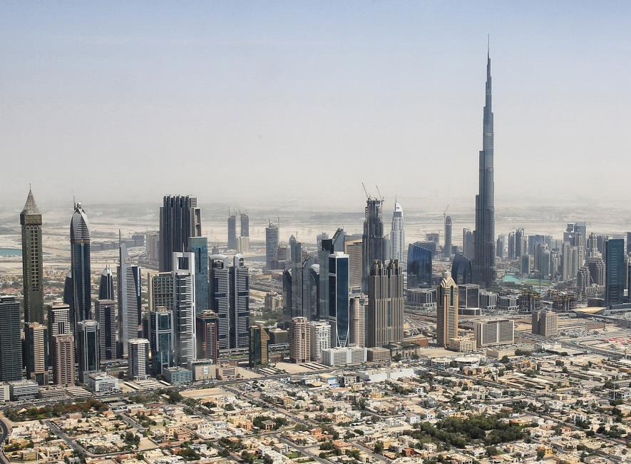 List Tallest Buildings In Dubai In 2019 The Tower Info