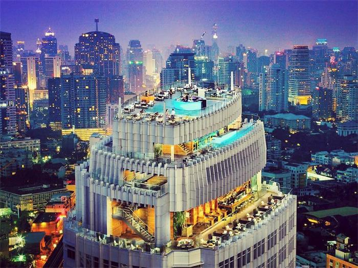 5 Best Rooftop Bars in Bangkok (Thailand) – The Tower Info
