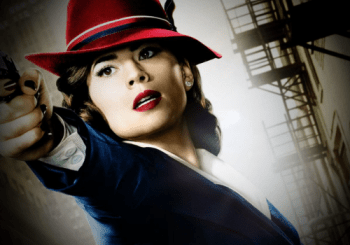 The Rise and Fall of Agent Carter