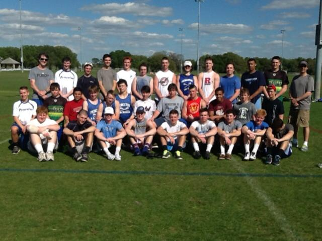 Lacrosse teams take their training to Florida: boys
