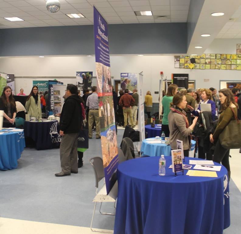 PHS Gap Year Fair introduces possibility of taking a year off before college