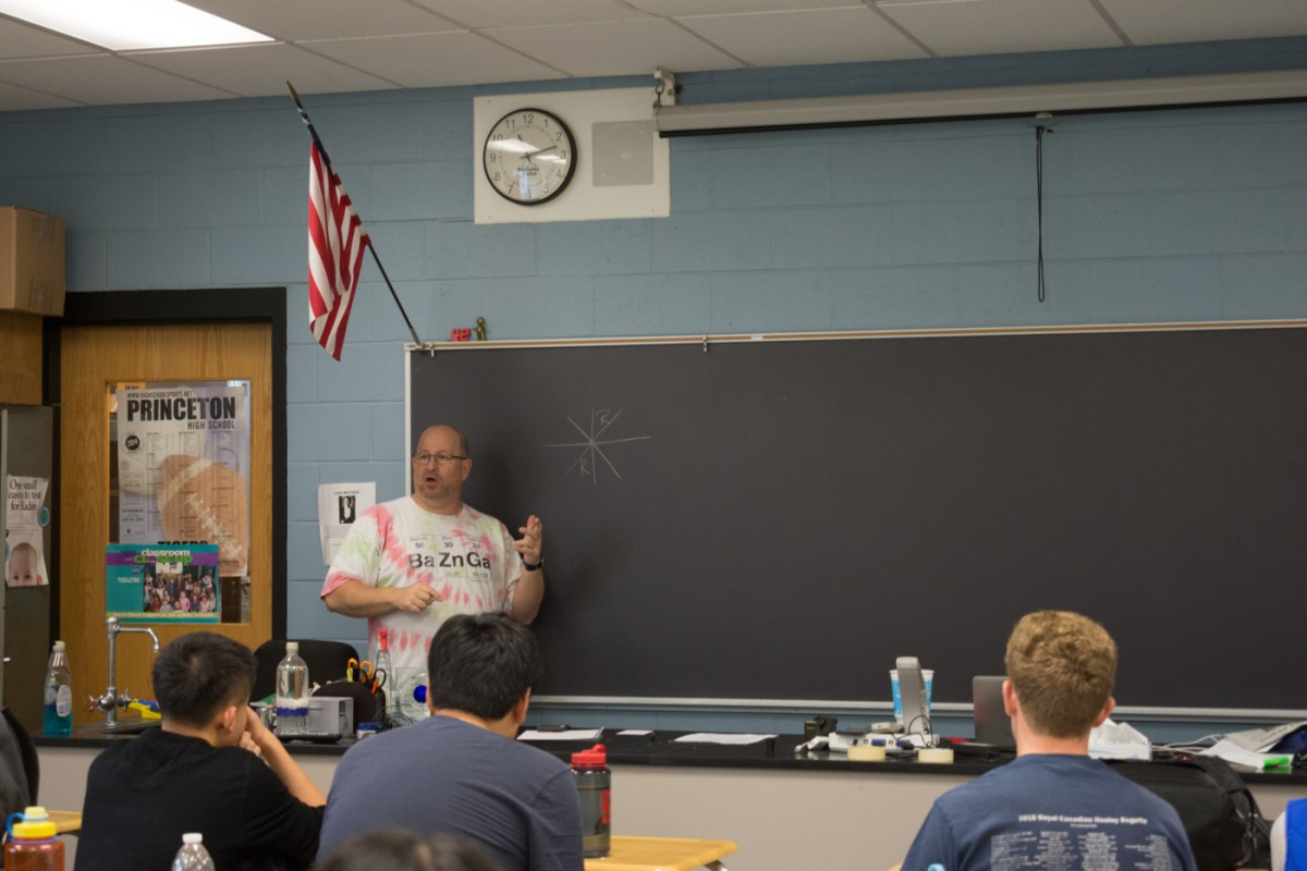Summer chemistry class aims to increase representation in AP courses