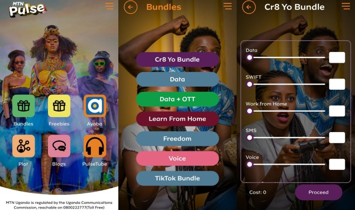 MTN Pulse Customers Can Now Create Their Own Bundles – Here is How -  TowerPostNews