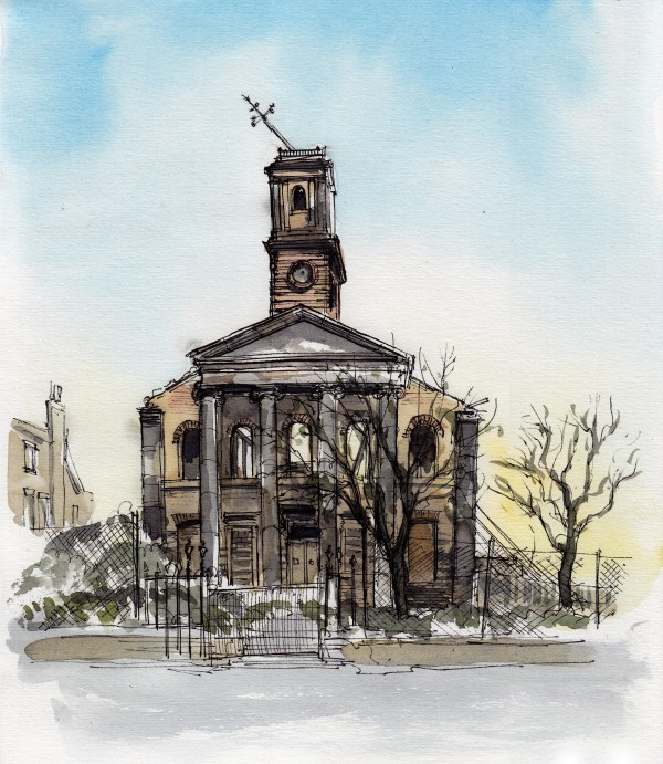 Sheerness Church | The Town Mouse
