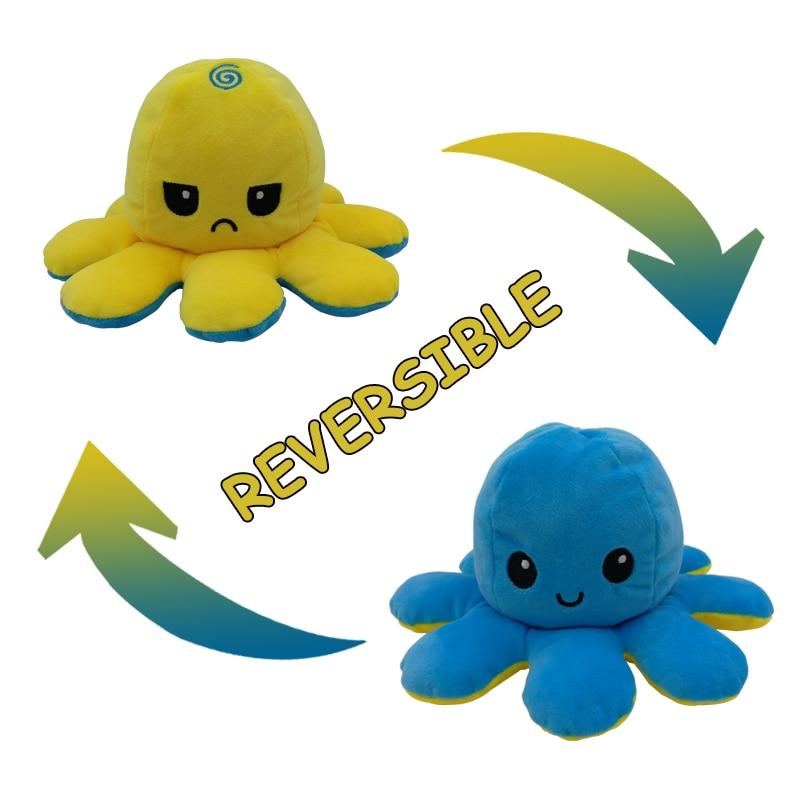 Reversible Stuffed Octopus