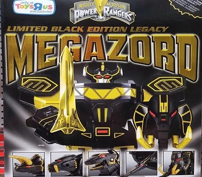 Power Rangers Dark Legacy Megazord