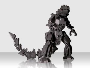 Lego Idea Godzilla 2