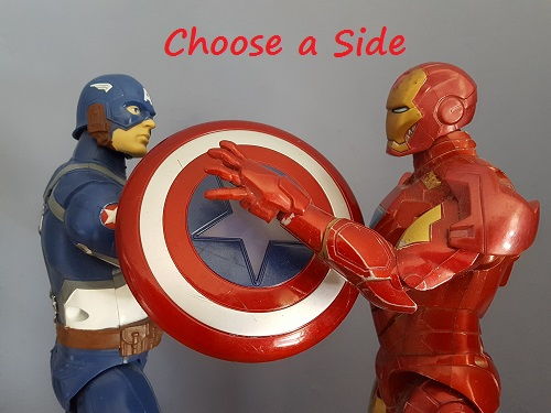 Choose a Side