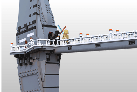 LEGO Ideas I Am Your Father 2