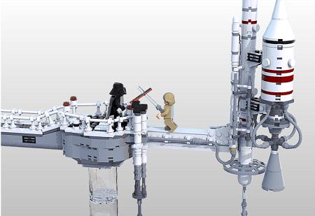 LEGO Ideas I Am Your Father 4
