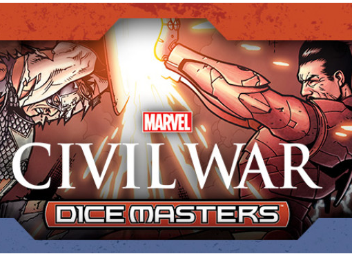 Dice Masters Civil War