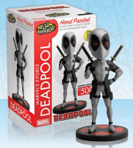 SDCC 2016 Marvel Head Knockers X-Force Deadpool