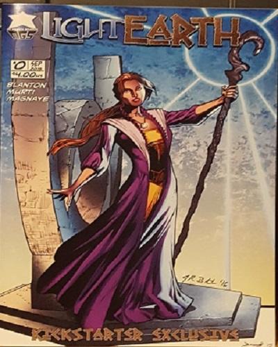 Light-Earth