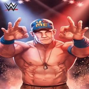 SDCC WWE Comic 2
