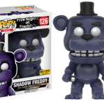 FNAF Pop Shadow Freddy