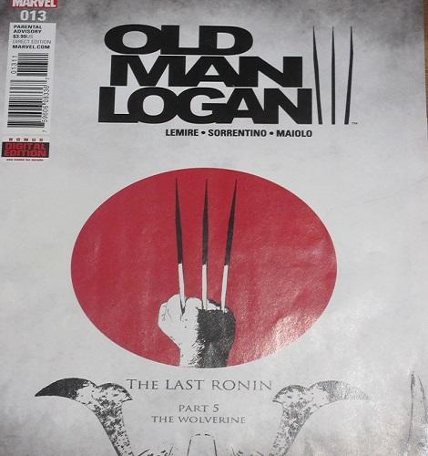 Old Man logan 13