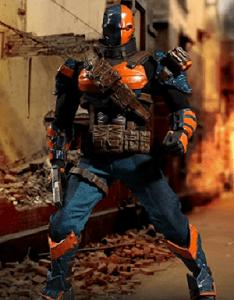 Mezco Deathstroke