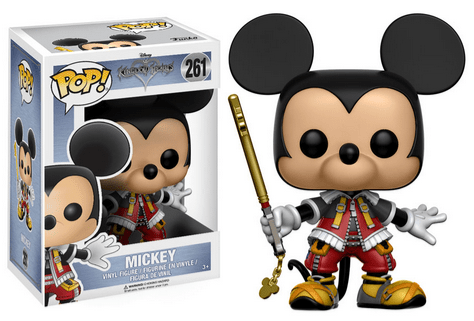 Pop Disney Kingdom Hearts