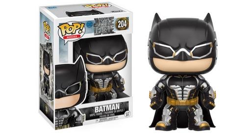 Justice League Pops