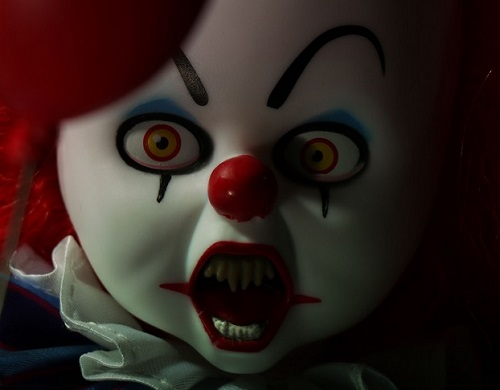 Living Dead Doll Pennywise
