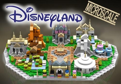 Disneyland Microscale