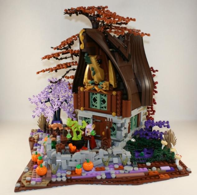 Elf Witch Cottage