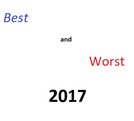 Best and worst 2017
