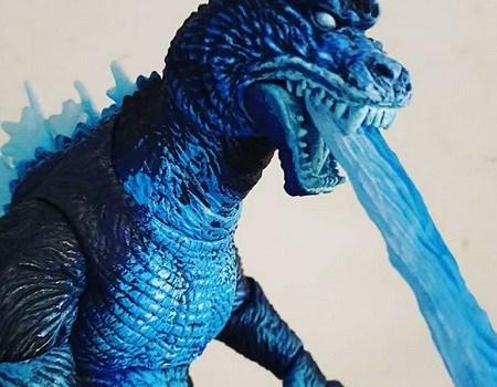Godzilla 2001 Atomic Blast