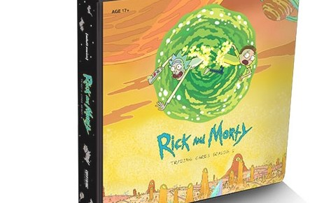 Rick and Morty Trading Cards