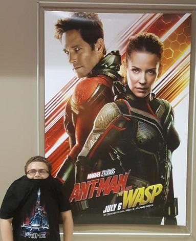 Ant-Man and Wasp