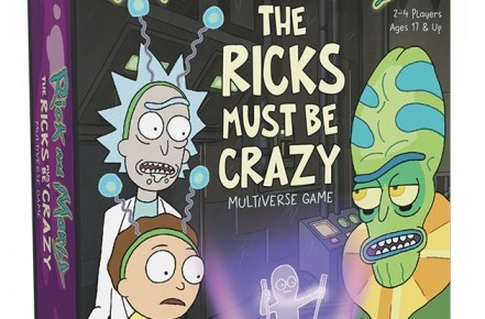 Rick and Morty Multiverse Game