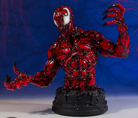 Carnage Marvel Mini Bust