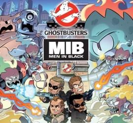 Men In Black/Ghostbusters: Ecto-terrestrial Invasion