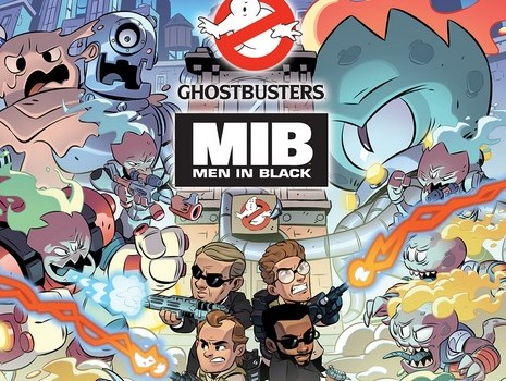 Men In Black/Ghostbusters: Ecto-terrestrial Invasion