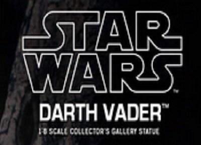 Gentle Giant Darth Vader