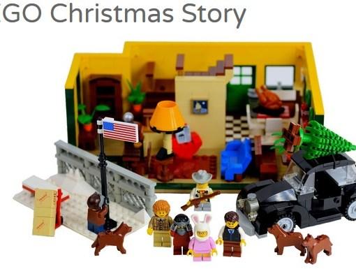 LEGO Christmas Story