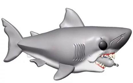 Jaws Pop Figures
