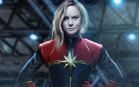 Concerns with the Captain Marvel movie