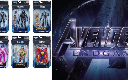 Avengers Endgame Marvel Legends