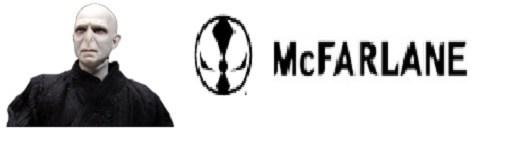 McFarlane Toys Lord Voldemort