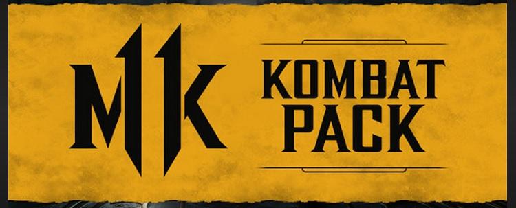 MK 11 Kombat Pack