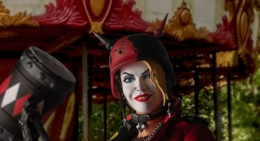 Previews World Exclusive Harley Quinn