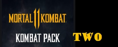 MK 11 Kombat Pack 2