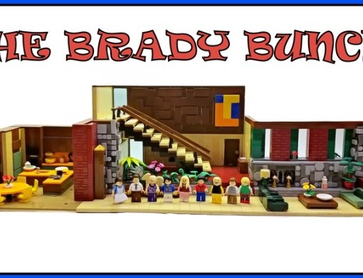 LEGO Ideas The Brady Bunch
