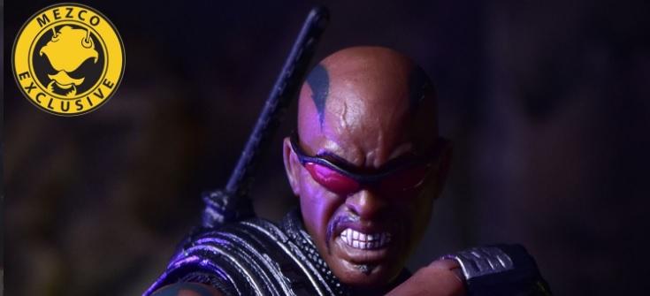 Mezco Blade DMX