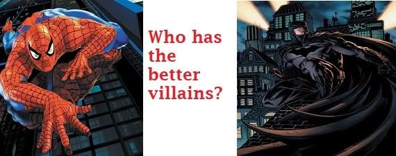 Spider-man or Batman