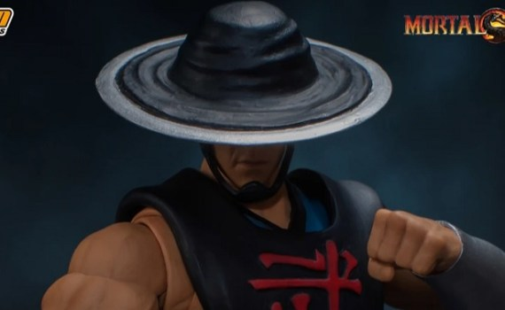 Kung Lao Action Figure